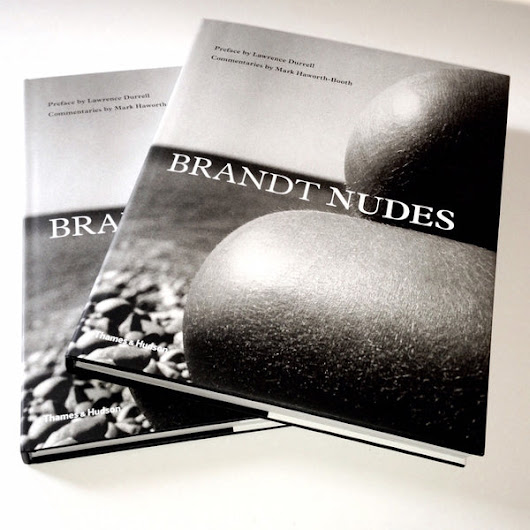 Bill Brandt photography book