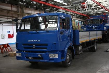 «КАМАЗ» готовит грузовики к беспилотной «Одиссее». Пока на внутренних дорогах