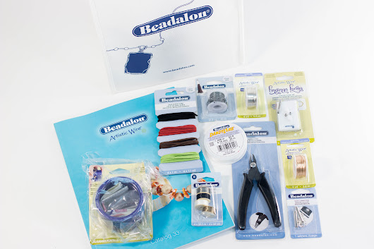 The Beadalon Artistic Wire Prize Package