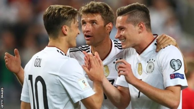 [Sport News] World Cup: Germany Coach Joachim Low Issues 'S*x Ban' To His Players In Russia