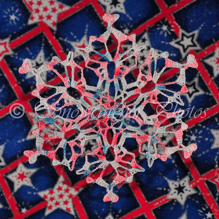 Six-Point Independence Pass Snowflake