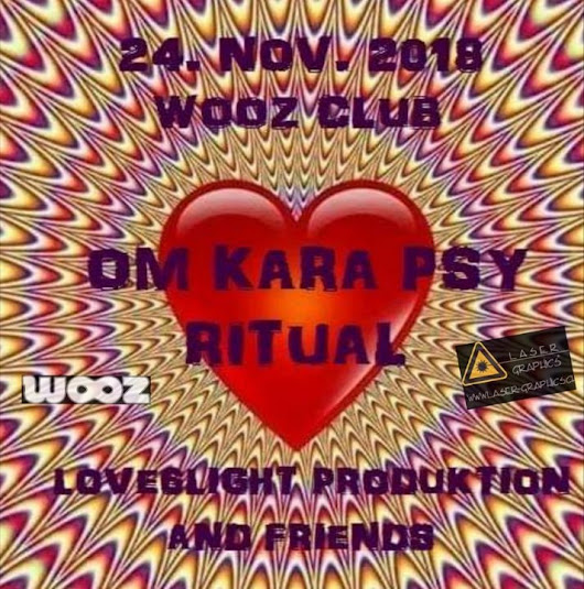 Om Kara Psy Ritual · 24 Nov 2018 · Bülach (Switzerland) · goabase ॐ parties and people