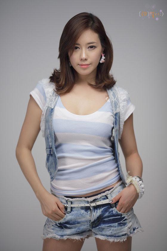 Casual mô hình Kim Ha Yul