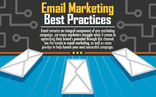 [INFOGRAPHIC] Email Stats That'll Make You Look Like A Rock Star