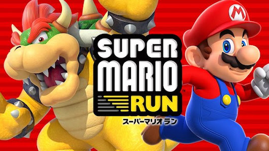 Super Mario Run will be released for Android in March