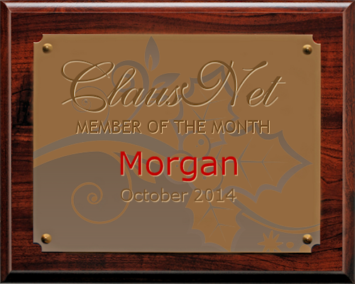 Featured ClausNet Member Of The Month - October 2014 - Featured ClausNet Members