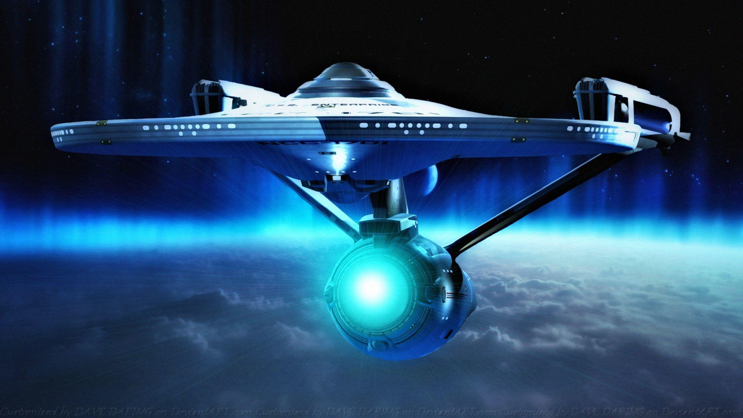 Starship Enterprise Wallpaper 64 Images