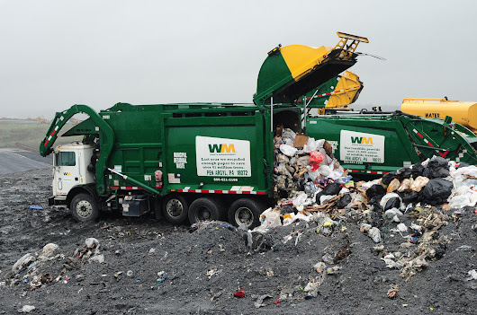 Automated trash collection to begin in Whitehall in 2017