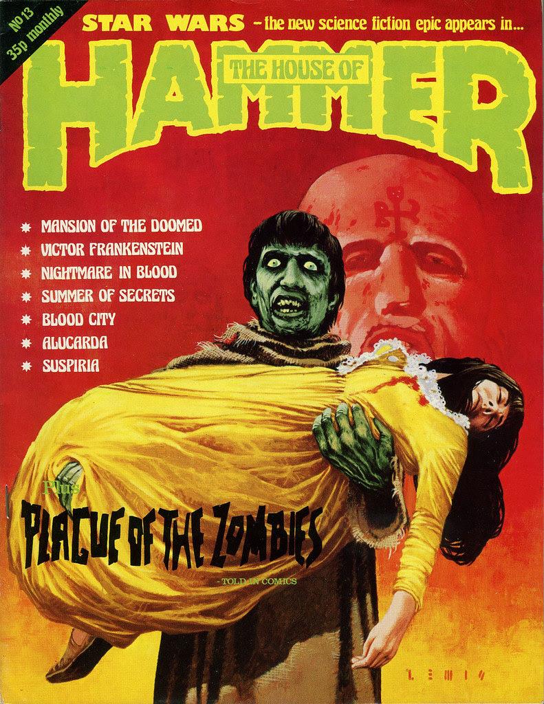 House Of Hammer Magazine - Issue 13 (1979)
