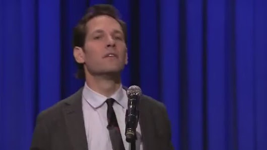 Jimmy Fallon vs. Paul Rudd Lip-Sync Off: Who Will Prevail?!