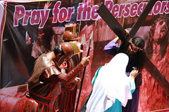 The Fifth Station of the Cross by firoze shakir photographerno1