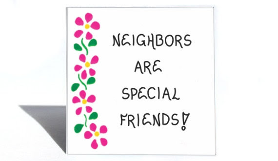 Quotes About Good Neighbor 86 Quotes