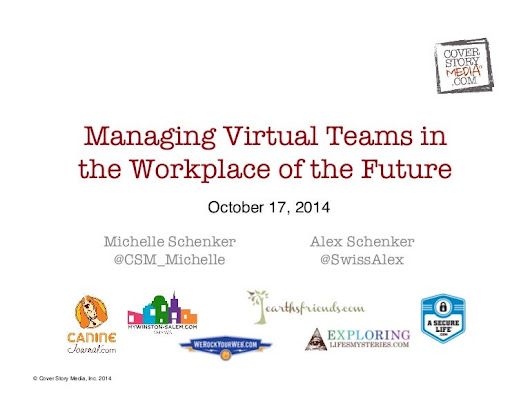 Managing Virtual Teams in the Workplace of the Future