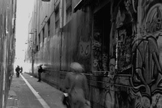 Street Graffiti in Melbourne