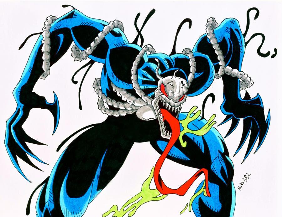 Venom 2099 by MikeES on DeviantArt