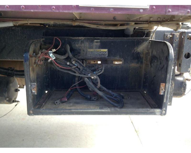 2003 Kenworth T600 Fuse Box Diagram