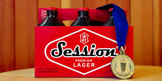 Session Premium Lager Wins Gold at 2018 North American Beer Awards - Full Sail Brewery