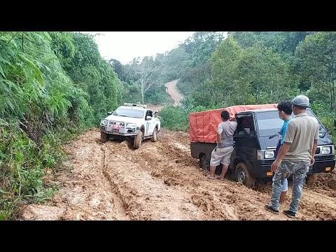 Seperti Inilah Situasi Pemantauan Kesehatan Kewaspadaan COVID-19 di Pos Perbatasan Lampung Barat - Tanggamus