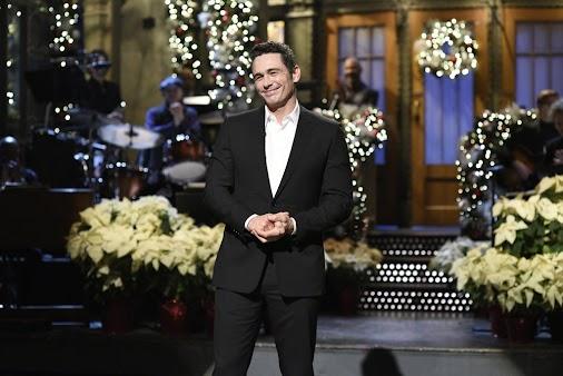 We've got the best of James Franco hosting #SNL  James Franco hosted Saturday Night Live for the fourth...