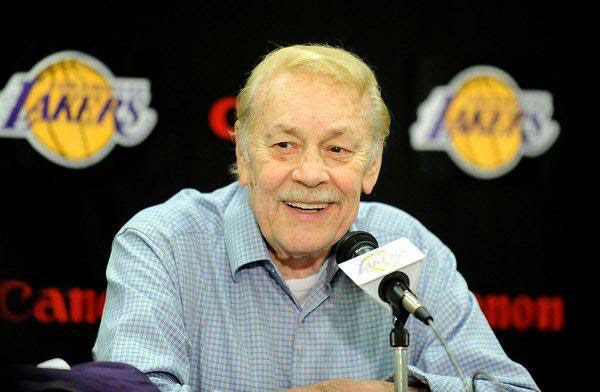 Jerry Buss enjoyed 10 NBA championships during his time as owner of the Los Angeles Lakers.