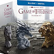 Amazon.com: Game of Thrones: The Complete Seasons 1-7 (BD + Digital) [Blu-ray]: Various: Movies & TV