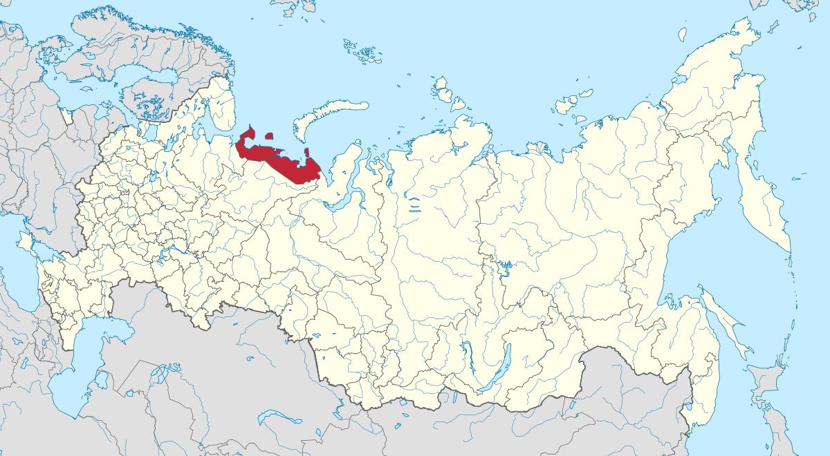 Nenets Autonomous Okrug Wikipedia