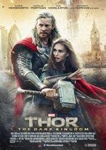 Thor: The Dark Kingdom Filmplakat