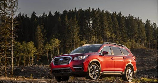 Four Stand-Out Tech Features Of The 2019 Subaru Ascent Limited
