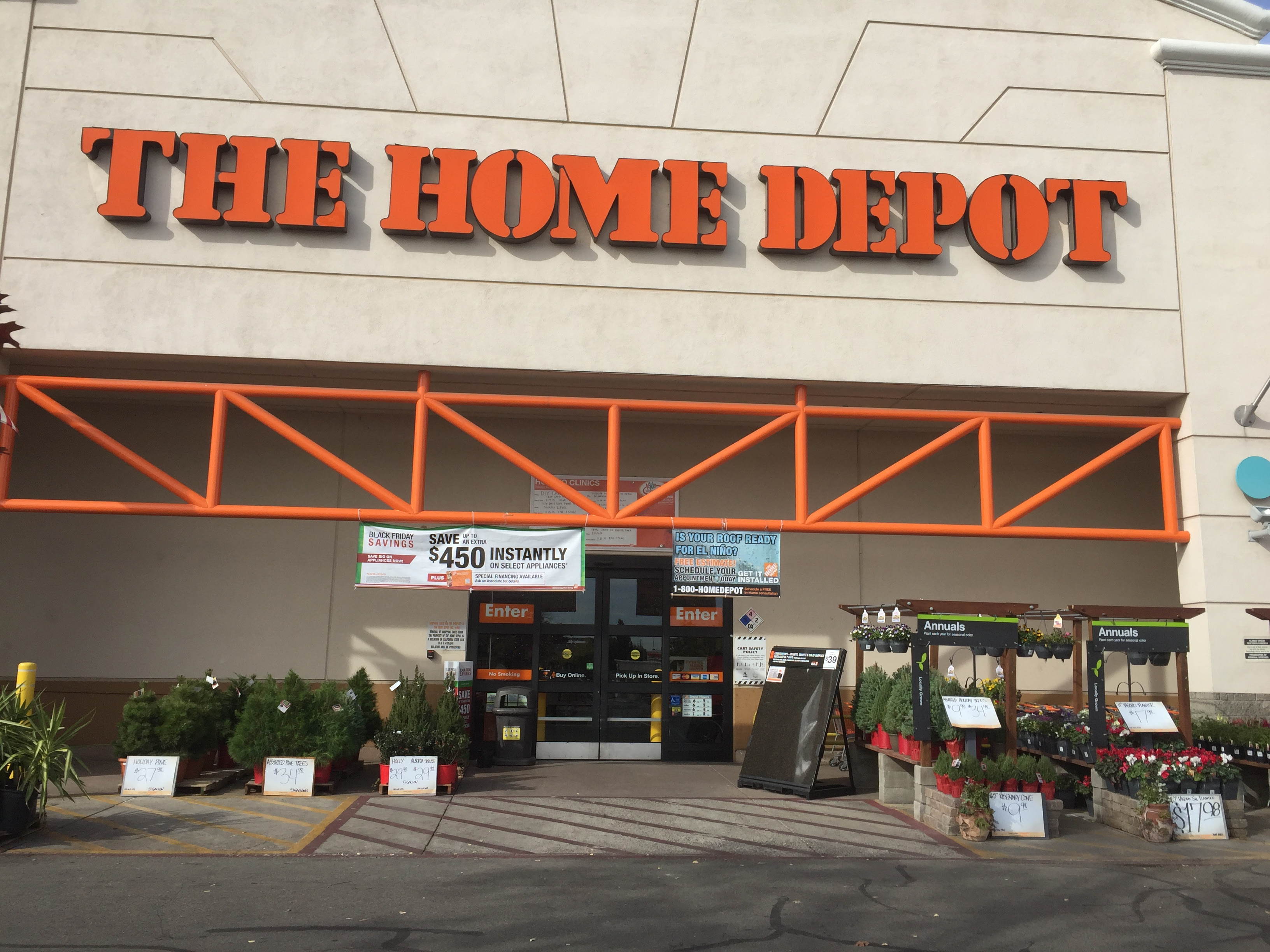 home depot hours roseville ca insured by ross. Black Bedroom Furniture Sets. Home Design Ideas