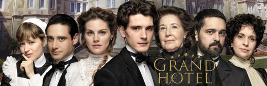 Afbeeldingsresultaat voor grand hotel serie