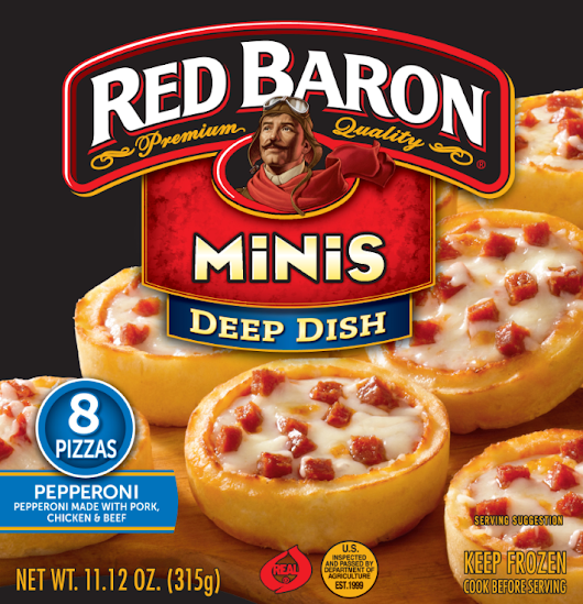 Red Baron® Pizza - Coupon Savings In The South