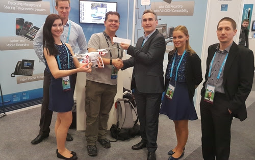 Thank you for visiting us at Cisco Live 2016 in Berlin