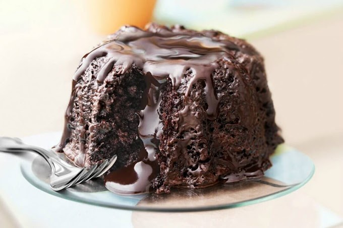 Frozen Lava Cake