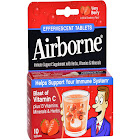 Airborne Immune Support Supplement, Effervescent Very Berry, Tablets - 10 count