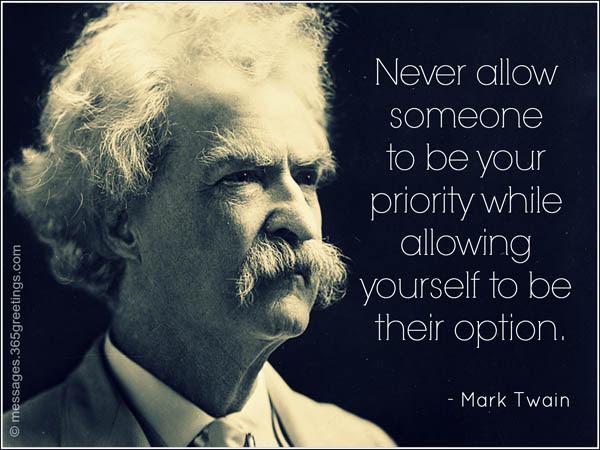Mark Twain Quotes  365greetings.com