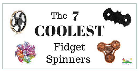 The Coolest Fidget Spinners