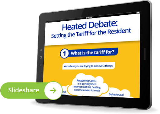 The Heated Debate: Setting the tariff for the resident
