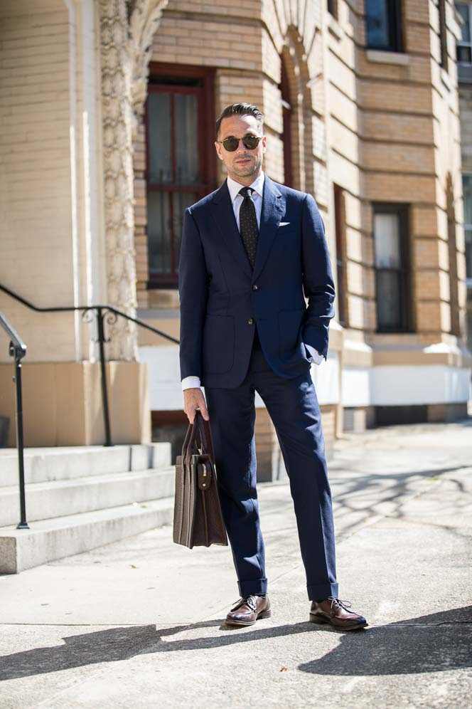 the job interview why you shouldn't dress to impress  he