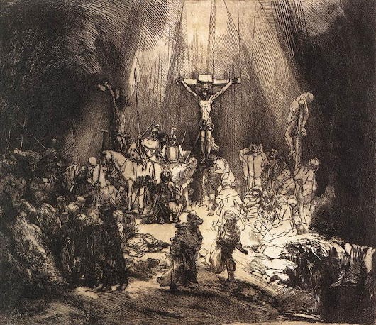 Believe It Or Not – God Was Put To Death As A Man On A Cross For Sinners