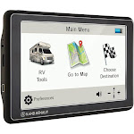 Rand McNally Rvnd 7 GPS Device with Lifetime Maps