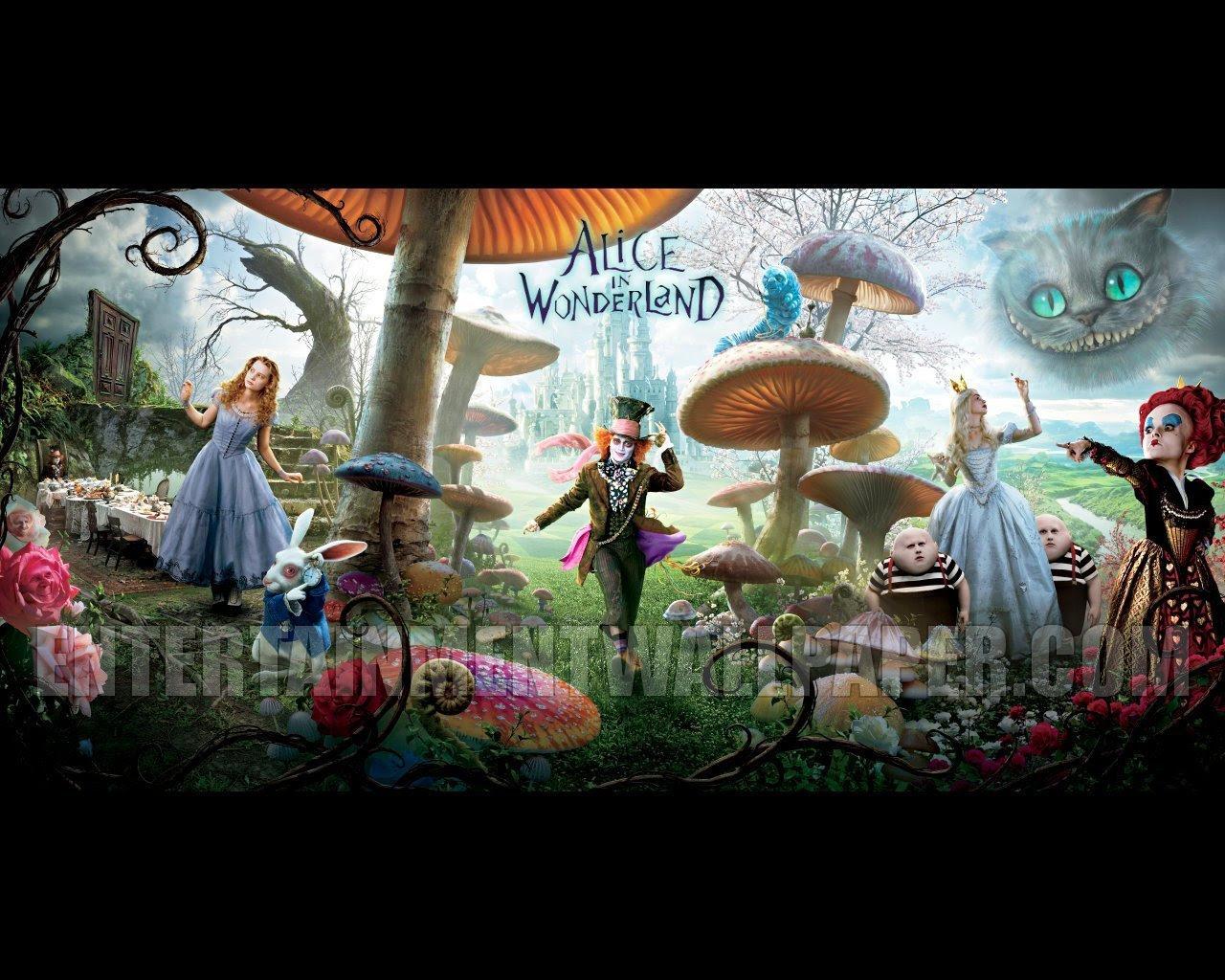 alice in wonderland ;)