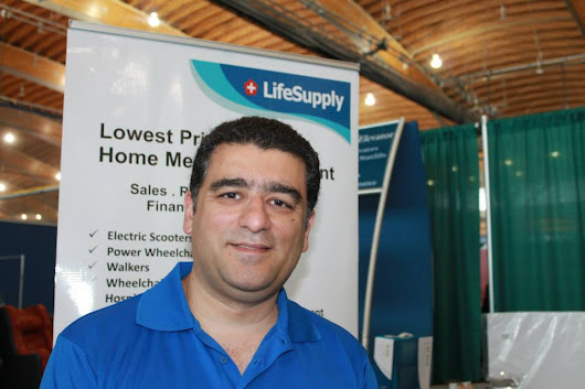 Behshad Hastibakhsh: Visionary Entrepreneur Empowers Caregivers and Patients