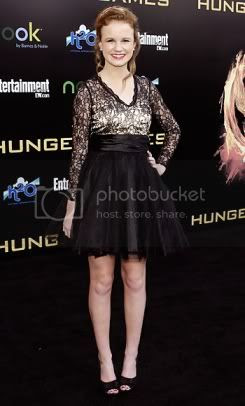 The Hunger Games Premiere Fashion Style