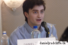 Updated: Harry Potter and the Half-Blood Prince press conference in New York