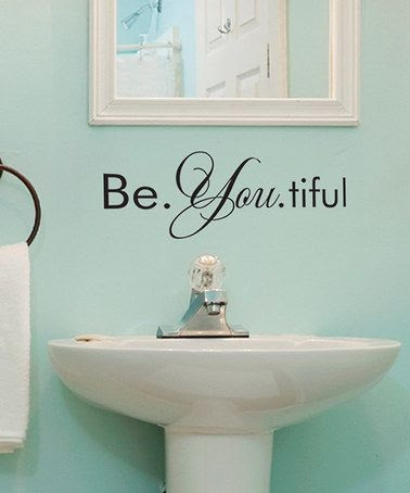 'Be You' Removable Wall Decal by Wallquotes.com by Belvedere Designs on #zulily