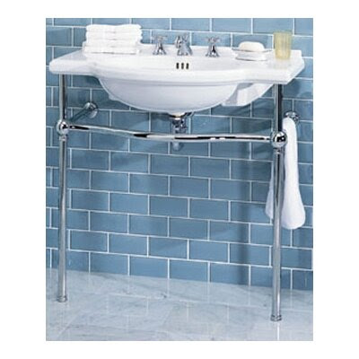 St Thomas Creations Nouveau Console Bathroom Sink & Reviews | Wayfair