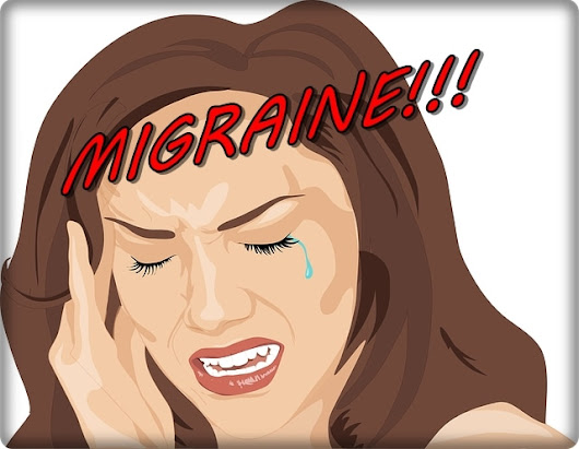 For migraine relief try...