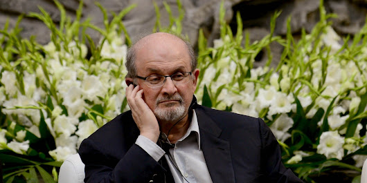 Salman Rushdie Responds To Charlie Hebdo Attack, Says Religion Must Be Subject To Satire