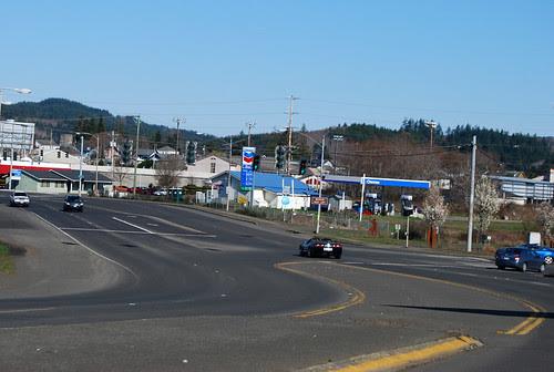 US 101 @ SR 6