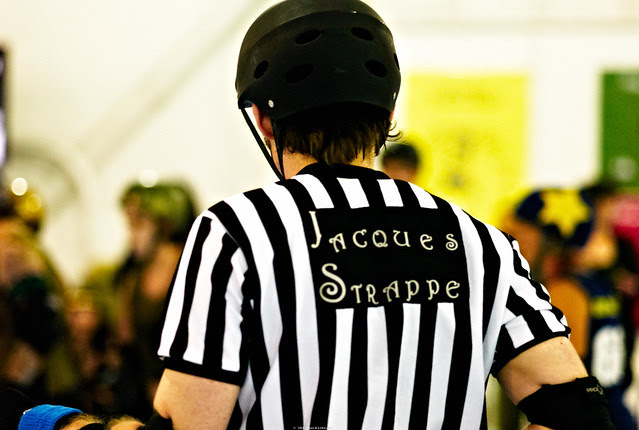 jacque strappe